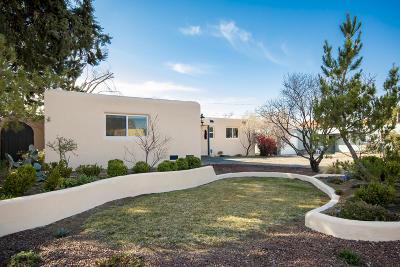 Albuquerque Single Family Home For Sale: 7746 Haines Avenue NE