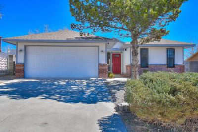 Albuquerque Single Family Home For Sale: 5606 Creggs Street NW