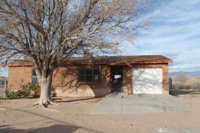Albuquerque Single Family Home For Sale: 5704 Donna Alberta Drive SW