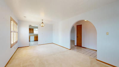 Albuquerque Single Family Home For Sale: 10409 Peno Place