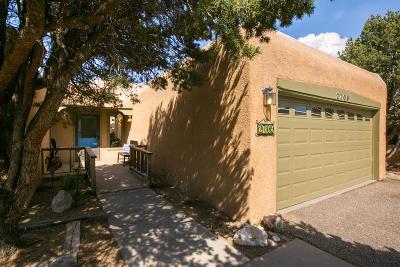 Albuquerque Single Family Home For Sale: 2709 Tramway Circle NE