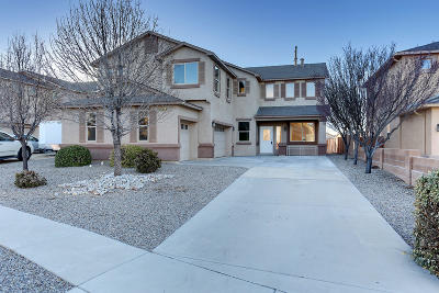 Rio Rancho Single Family Home For Sale: 1204 Sidewinder Road NE