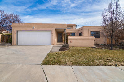 Albuquerque NM Single Family Home For Sale: $340,000