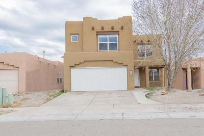 Albuquerque Single Family Home For Sale: 704 Nicklaus Drive SW