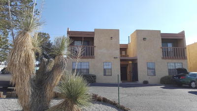 Albuquerque Multi Family Home For Sale: 11008 Towner Avenue NE