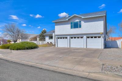 Albuquerque Single Family Home For Sale: 10512 Calle Sombra NW