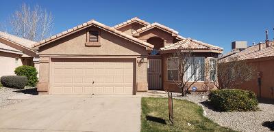 Albuquerque Single Family Home For Sale: 7605 Via Cometa SW