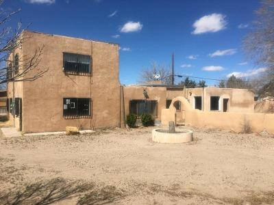 Albuquerque Multi Family Home For Sale: 3809 5th Street NW