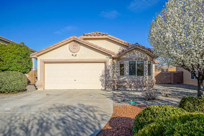 Single Family Home For Sale: 7265 Sidewinder Drive NE
