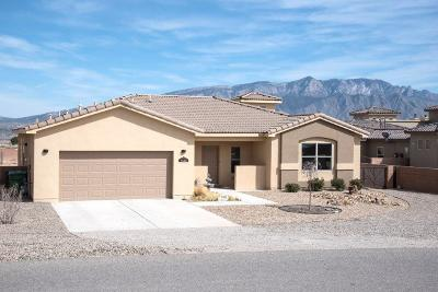 Rio Rancho Single Family Home For Sale: 3422 Chayote Road NE