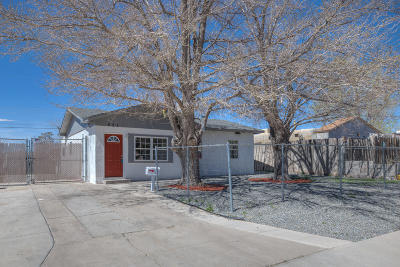 Albuquerque Single Family Home For Sale: 521 Tennessee Street SE