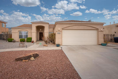 Albuquerque Single Family Home For Sale: 5104 Willow Creek Place NW