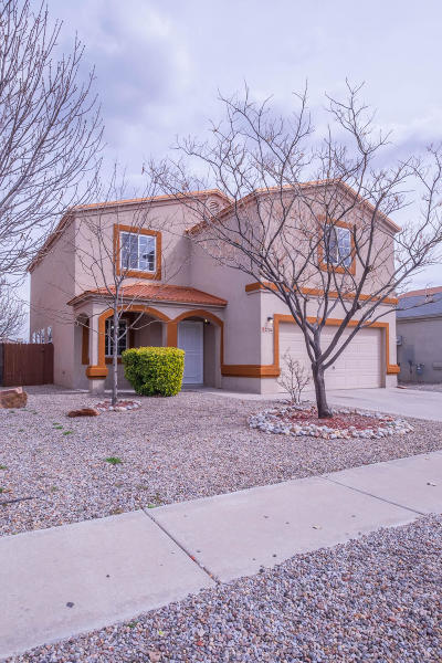 Albuquerque Single Family Home For Sale: 2204 Sea Foam Street NW