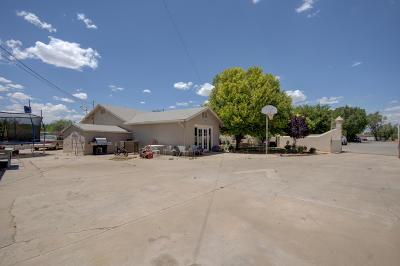 Single Family Home For Sale: 6317 Camino Ocho Road SW