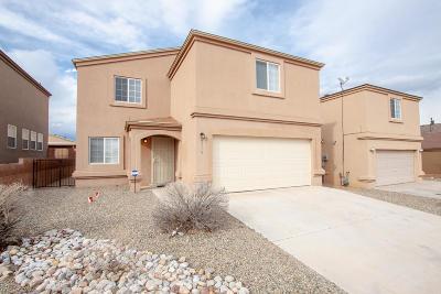 Albuquerque Single Family Home For Sale: 9515 Valle Caldera Road SW