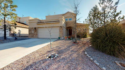 Rio Rancho Single Family Home For Sale: 1924 Tapatio Street SE