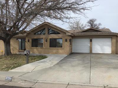 Albuquerque NM Single Family Home For Sale: $309,000