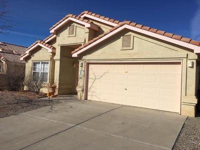 Single Family Home For Sale: 6209 Black Ridge Drive NW