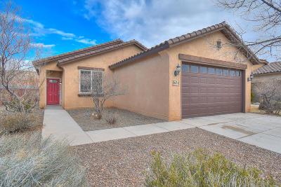 Single Family Home For Sale: 3637 Tierra Abierta Place NE