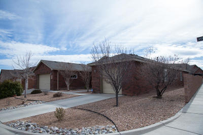 Rio Rancho Single Family Home For Sale: 1931 Avenida Comunidad Boulevard SE