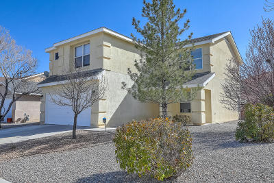 Single Family Home For Sale: 7312 Quartzite Avenue NW