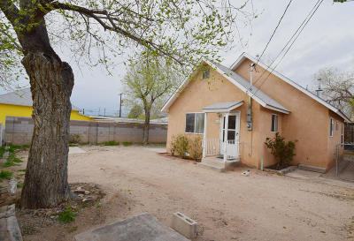Single Family Home For Sale: 515 Elm Street SE