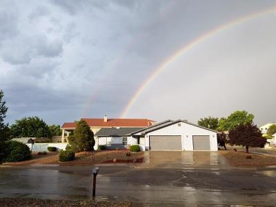 Valencia County Single Family Home For Sale: 714 Lee Trevino Boulevard