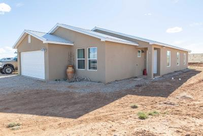 Santa Fe County Single Family Home For Sale: 11 Huston Road