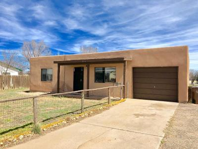 Tijeras, Cedar Crest, Sandia Park, Edgewood, Moriarty, Stanley Single Family Home For Sale: 1610 Michael