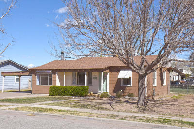 Valencia County Single Family Home For Sale: 614 Campana Drive