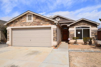 Albuquerque Single Family Home For Sale: 5805 Aquarius Avenue NW
