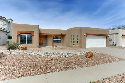 Albuquerque Single Family Home For Sale: 8909 Robs Place NE