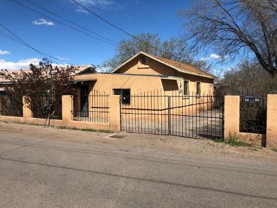 Albuquerque Single Family Home For Sale: 1936 Granada Court SW