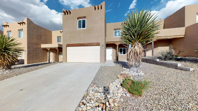 Albuquerque Single Family Home For Sale: 10846 Firenze Drive NW