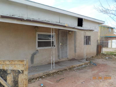 Albuquerque Single Family Home For Sale: 1570 Perry Road SW