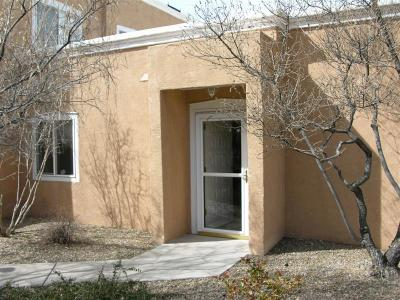 Albuquerque Attached For Sale: 4701 Morris Street NE #APT 801
