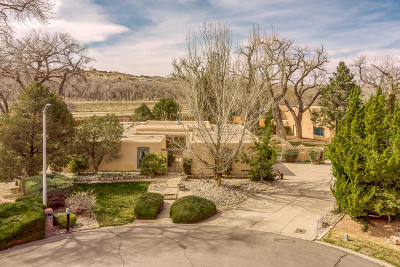 Albuquerque Single Family Home For Sale: 3239 Calle De Deborah Place NW