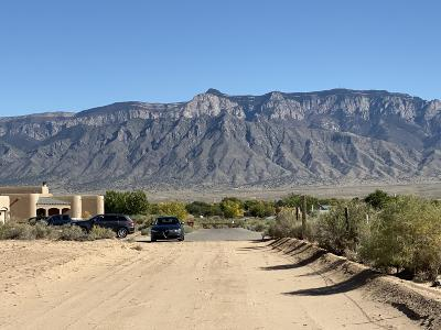 Corrales Residential Lots & Land For Sale: Desert Luna