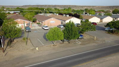 Bernalillo County Multi Family Home For Sale: 4113 Atrisco - 4201-4209 Drive NW