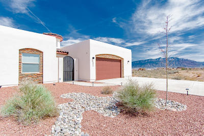 Albuquerque, Rio Rancho Single Family Home For Sale: 3312 Fennel Road NE