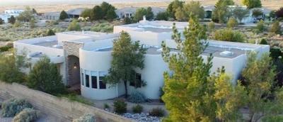 Albuquerque Single Family Home For Sale: 9611 Elena Drive NE