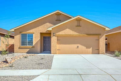 Albuquerque Single Family Home For Sale: 3005 Rio Maule Drive SW