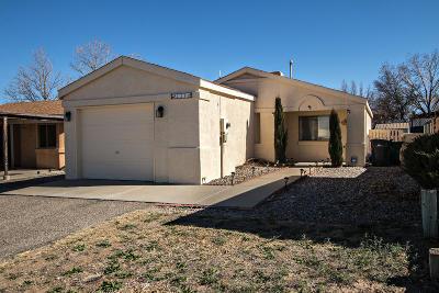 Rio Rancho Single Family Home For Sale: 1192 Mara Way NE