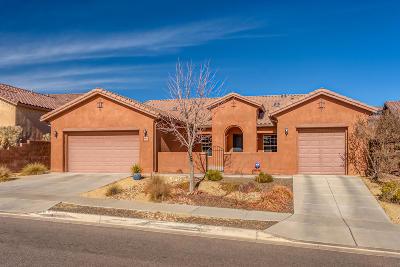 Single Family Home For Sale: 3715 Linda Vista Avenue NE