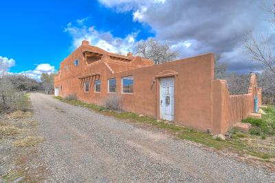 Corrales Single Family Home For Sale: 3777 Corrales Road