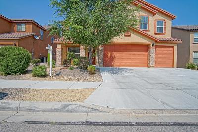 Albuquerque, Rio Rancho Single Family Home For Sale: 39 Paseo Vista Loop NE