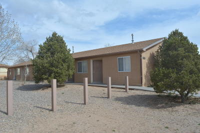 Rio Rancho Multi Family Home For Sale: 491 Vancouver Road