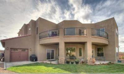 Albuquerque Single Family Home For Sale: 8912 Oak Ridge Court