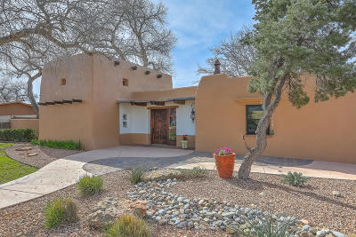 Los Ranchos Single Family Home For Sale: 1016 Acequia Trail NW