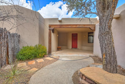 Sandia Park Single Family Home For Sale: 34 Storyteller Court #3